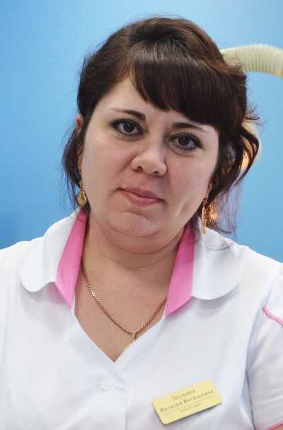 Леушина Наталия Васильевна - фотография