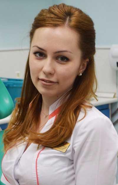 Кагальняк Анна Валерьевна - фотография