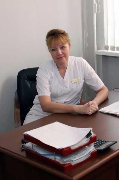 Зиновец Ольга Сергеевна - фотография