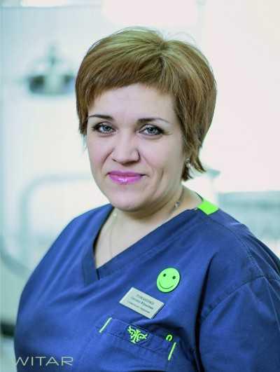 Романенко Оксана Юрьевна - фотография