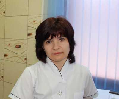 Бирюкова Вера Петровна - фотография