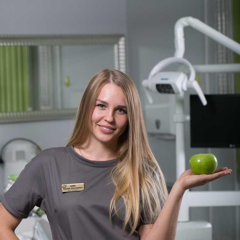 Савина Надежда Александровна - фотография