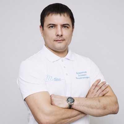 Шарипов Азамат Исмагилович - фотография