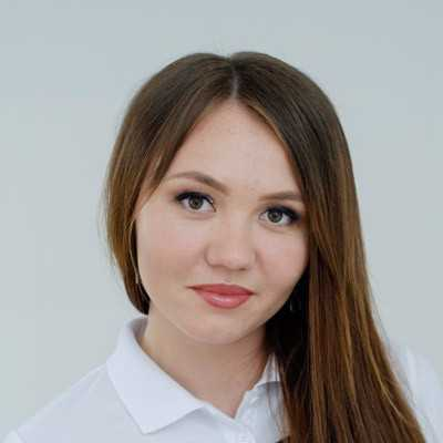 Жданова Алина Владимировна - фотография