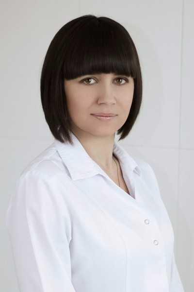 Присяжнюк Ольга Александровна - фотография