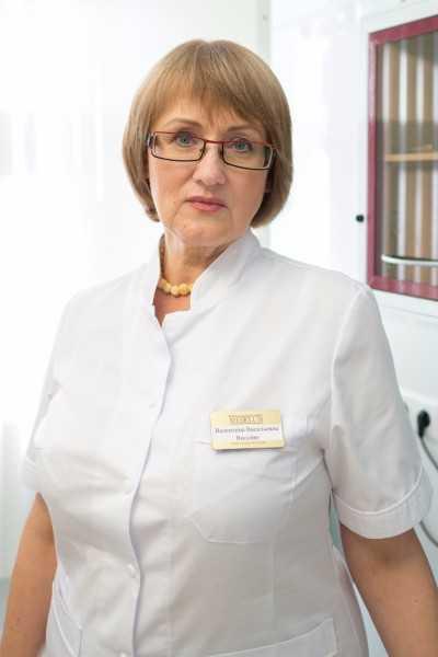Виссинг Валентина Васильевна - фотография