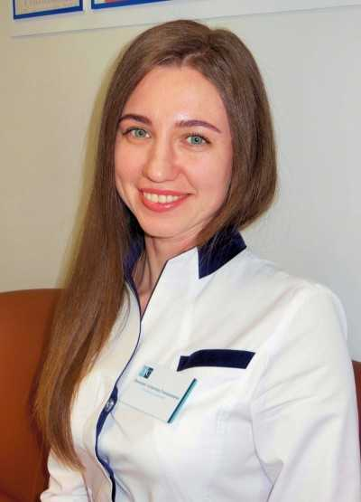 Ващенко Алевтина Геннадиевна - фотография