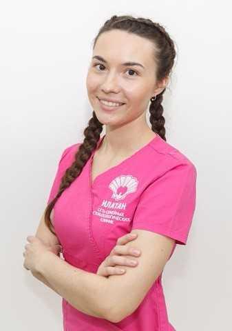 Рубина Дарья Дмитриевна - фотография
