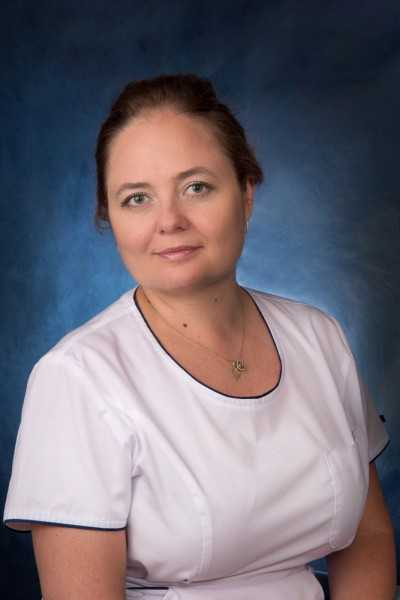 Халтурина Варвара Геннадьевна - фотография