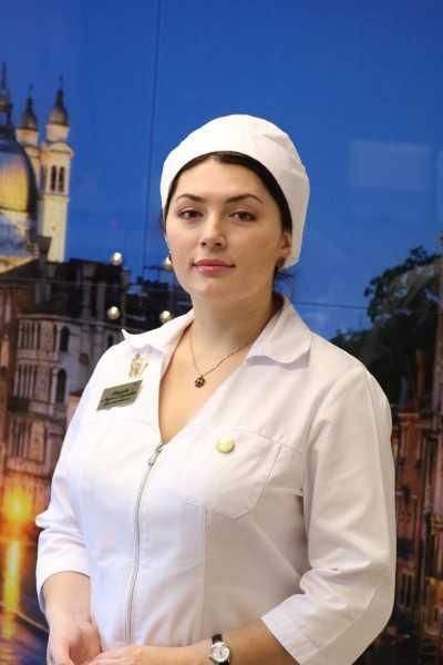 Нараева Лариса Сергеевна - фотография