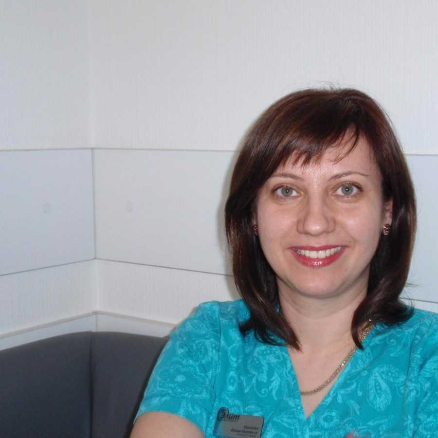 Миносян (Анчелевич) Ольга Игоревна - фотография