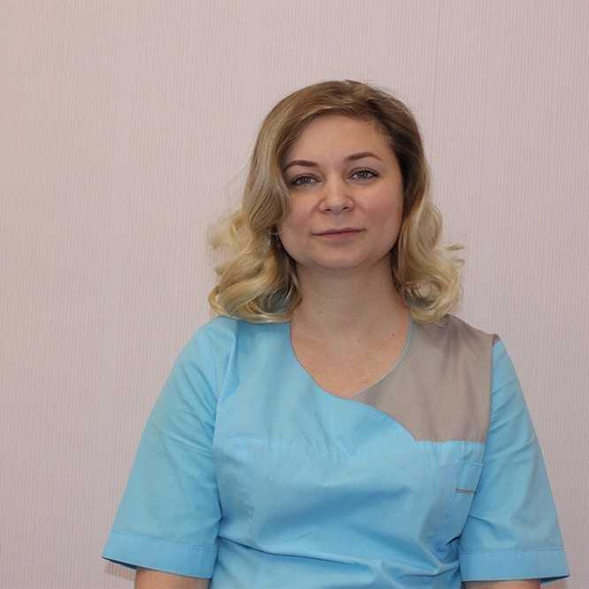 Крылова Евгения Владимировна - фотография
