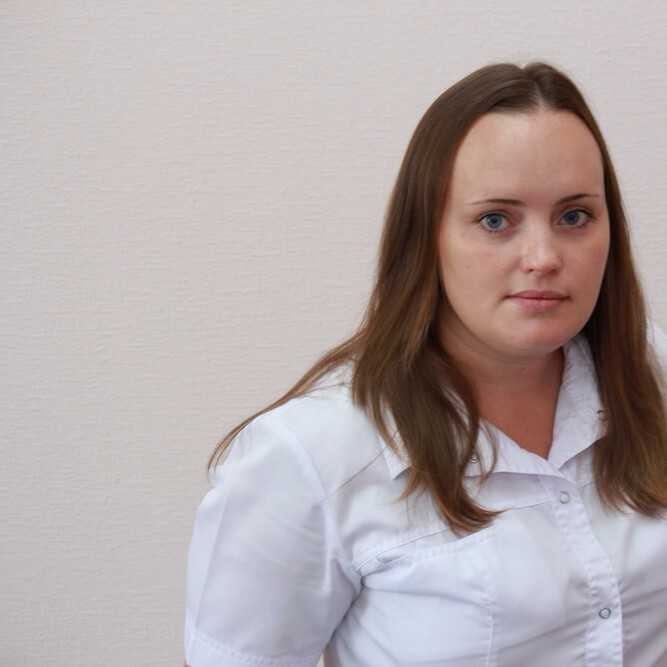 Борисова Ольга Павловна - фотография