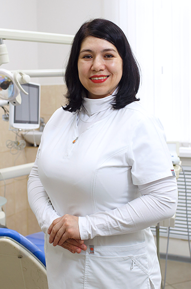 Хайруллина Лейсан Рифкатовна - фотография