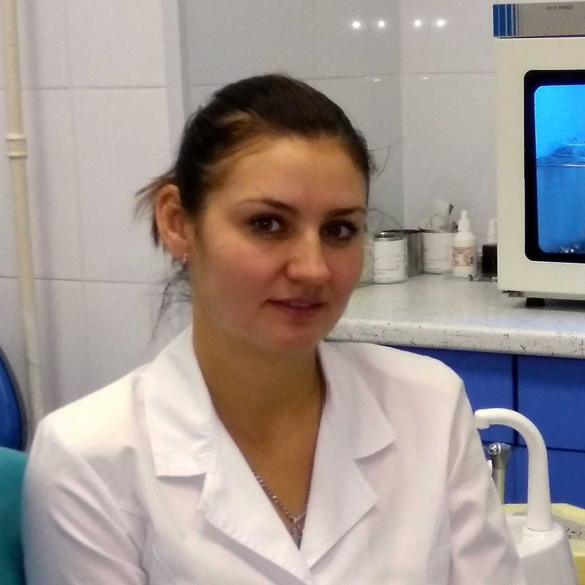Тулинова Евгения Викторовна - фотография