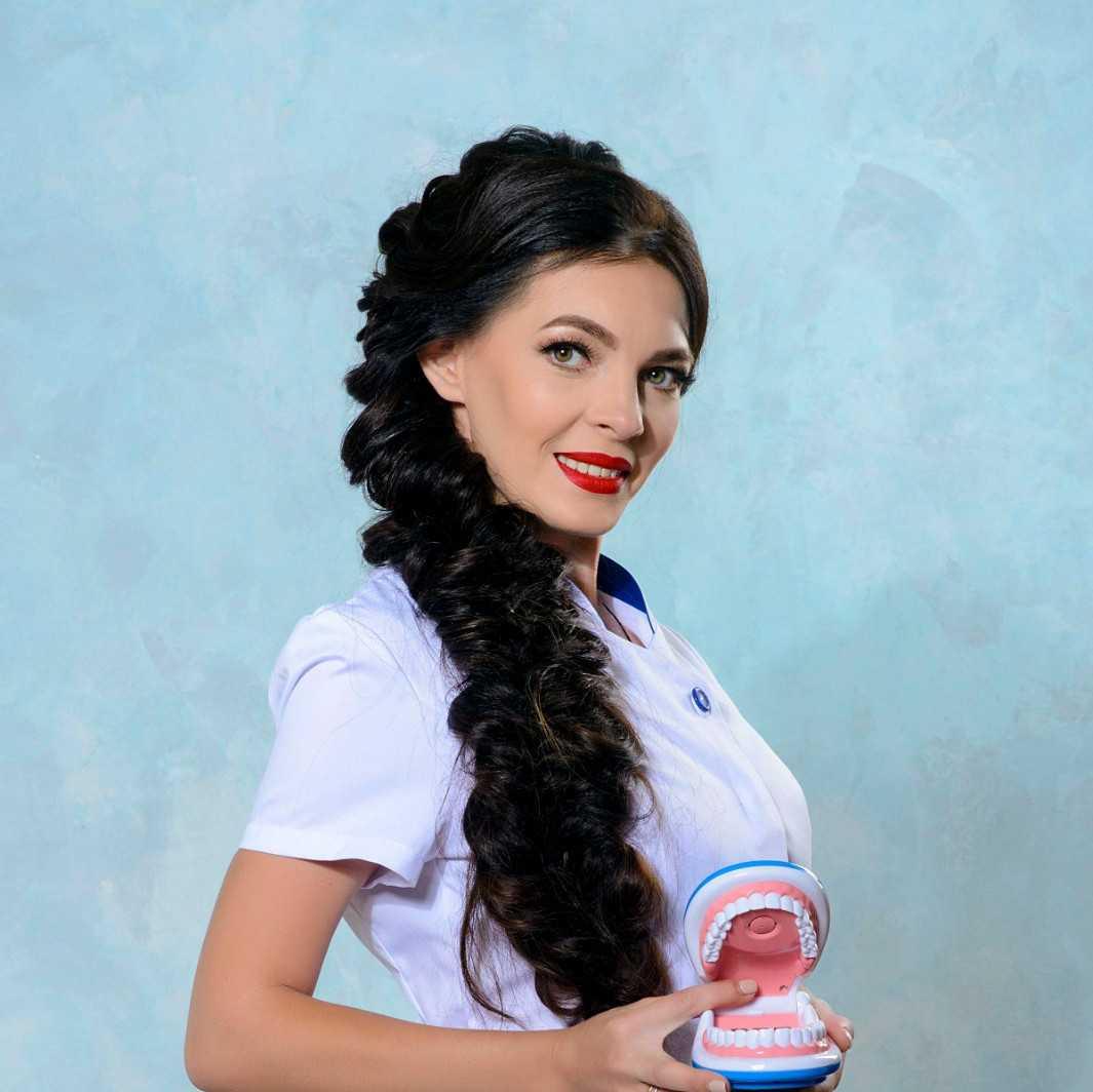 Гнедобор Анна Евгеньевна - фотография