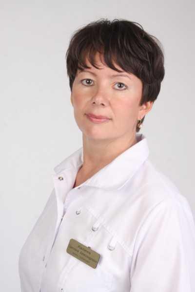 Халина Светлана Александровна - фотография