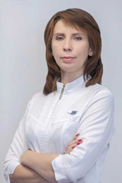 Комиссарова Юлия Викторовна - фотография