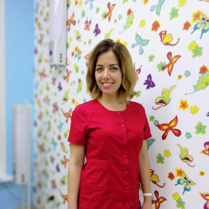 Баязитова Зиля Айратовна - фотография