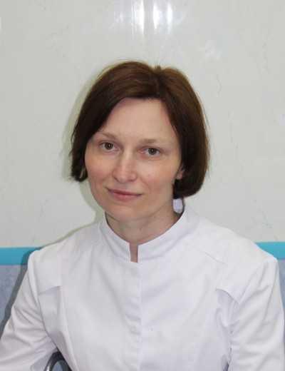Лебедева Алена Сергеевна - фотография