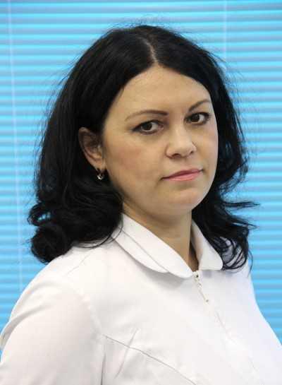 Лубянцева Ирина Владимировна - фотография