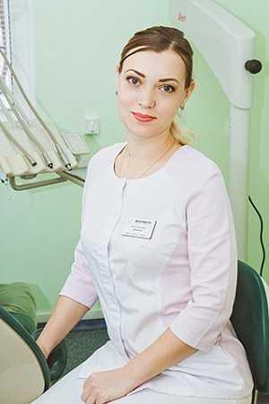 Морцева Анна Сергеевна - фотография