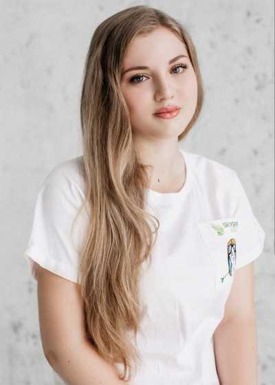 Сологубова Ульяна Олеговна - фотография