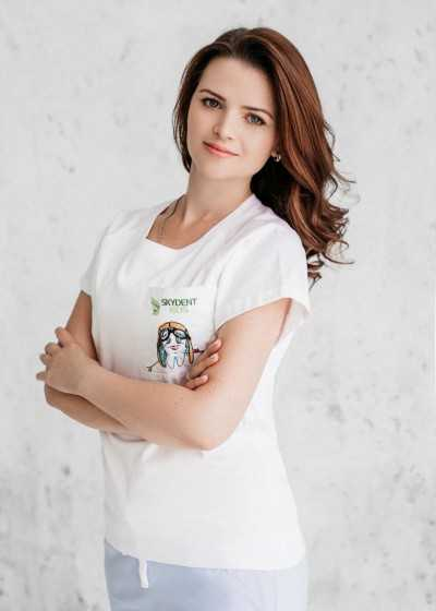 Ковалёва Ксения Сергеевна - фотография