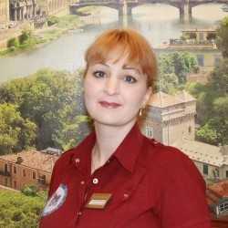 Кушнир Юлия Владимировна - фотография
