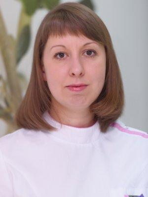 Цветкова Юлия Васильевна - фотография