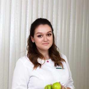 Хизниченко Ольга Юрьевна - фотография