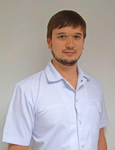 Сидихин Максим Алексеевич - фотография