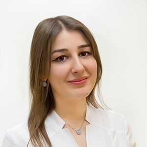Гагкаева Зарина Алановна - фотография