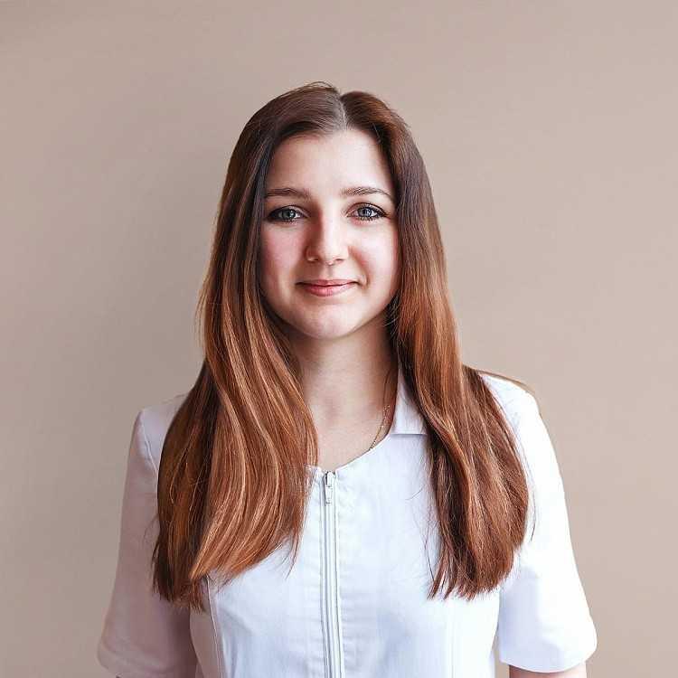 Кривоносова Анна Олеговна - фотография
