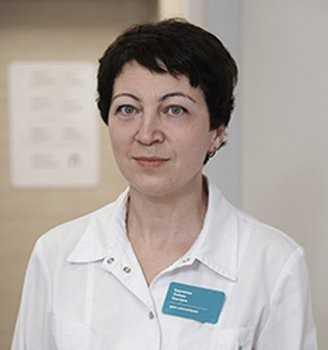 Будникова Любовь Олеговна - фотография