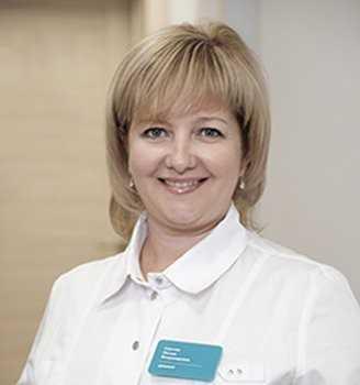 Сорочан Оксана Владимировна - фотография