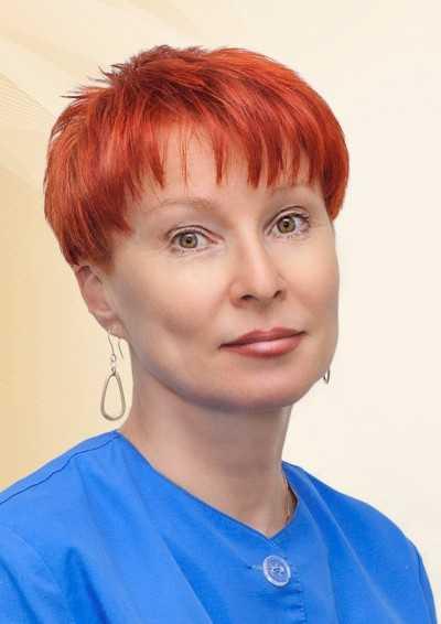 Белозерова Елена Васильевна - фотография