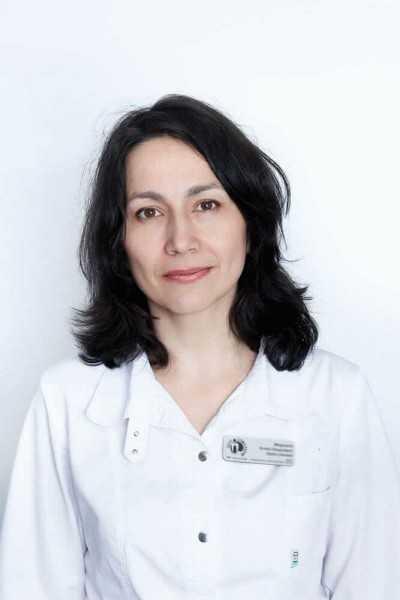 Макарова Елена Витальевна - фотография