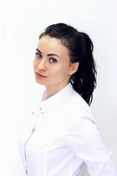 Баева (Чанова) Анна Николаевна - фотография