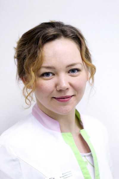 Свиридова Анастасия Владимировна - фотография