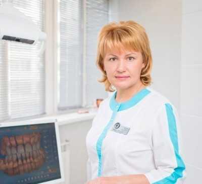 Орлова Марина Николаевна - фотография