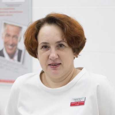 Беспалова Наталья Алексеевна - фотография