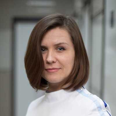 Николаева Анна Владимировна - фотография