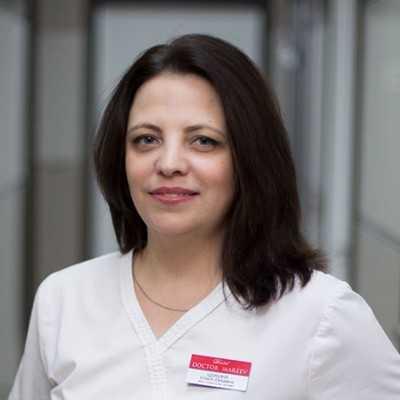 Щукина Ольга Юрьевна - фотография