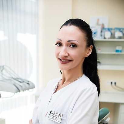 Маршанцева Елена Витальевна - фотография