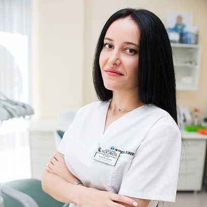 Алюкова Жанна Беслановна - фотография