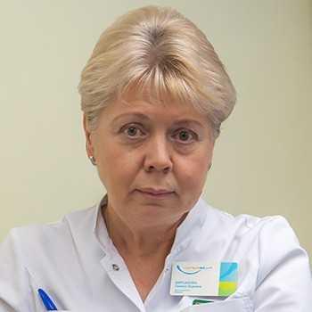 Кирсанова Галина Львовна - фотография