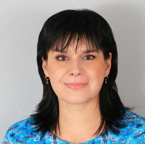 Золоткова Галина Александровна - фотография