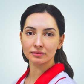 Муратидис Кристина Михайловна - фотография