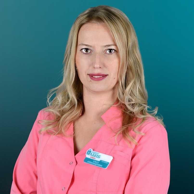 Маркелова Ольга Александровна - фотография